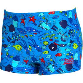 Zoggs Sea Life Caleçon de bain Garçon, blue/multi